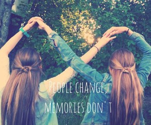friends, memories, and bff image