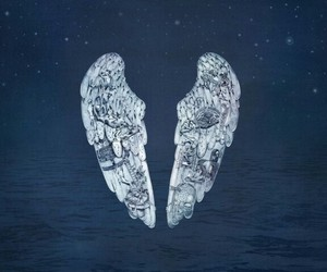 coldplay, sky full of stars, and wings image