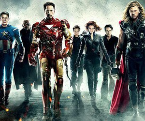 iron man, thor, and Avengers image