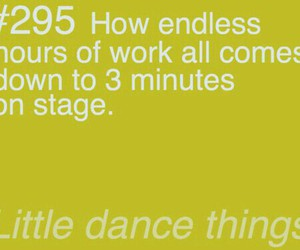 dance and stage image