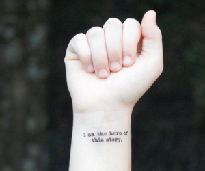 tattoo, Tattoos, and tattooquotes image