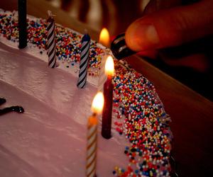 beautiful, photography, and cake image