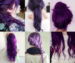 dark, fashion, and hairstyles image