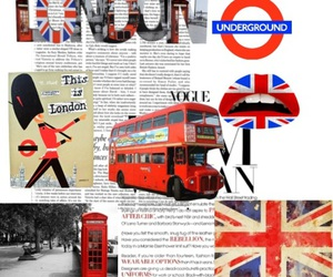 Collage and london image