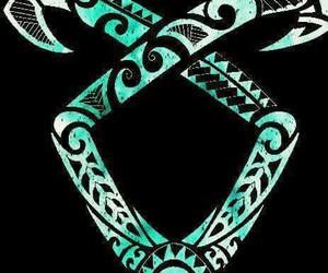 runes, shadowhunters, and gray book image