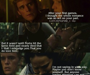 hunger, games, and finnick image
