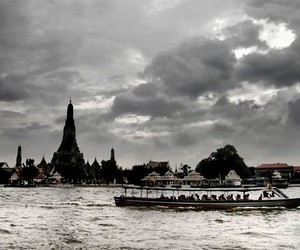 thailand and วัดอรุณฯ image