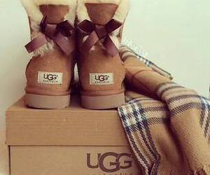Burberry, shoes, and ugg image
