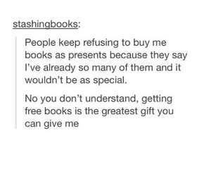 books and gift image