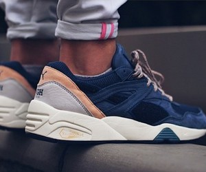 puma, sneakers, and bwgh image
