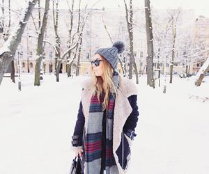 finland, snow, and alexa dagmar image