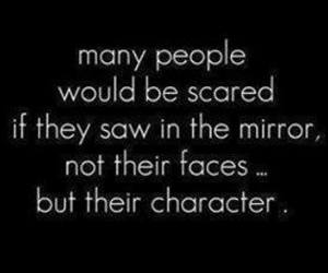 quotes, mirror, and character image