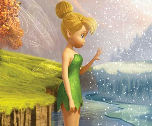 tinkerbell and disney image