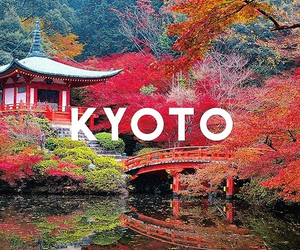 kyoto, japan, and beauty image