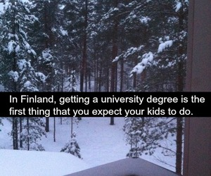 degree, expect, and finland image