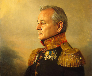 bill murray, painting, and art image
