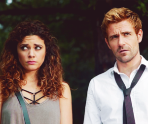 matt ryan, Constantine, and john constantine image