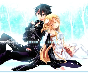 anime, forever, and sao image