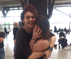 michael clifford and cute image