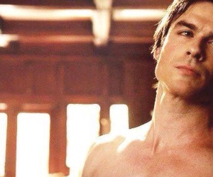 ian somerhalder, salvatore, and sexy image