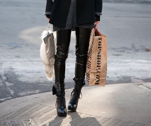 fashion, shopping, and cute image