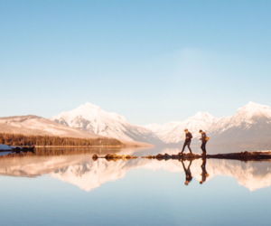 travel, boys, and mountains image
