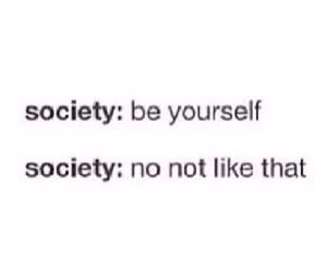 society, quote, and life image