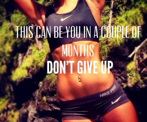 motivation, keep going, and fitness image