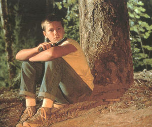 river phoenix and stand by me image