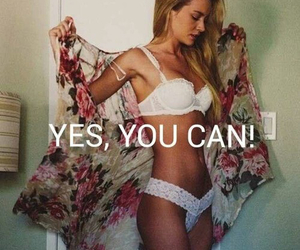 fit, lingerie, and inspiration image