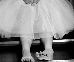 ballerina, stairs, and ballet image