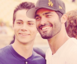 teen wolf, smile, and tyler hoechlin image