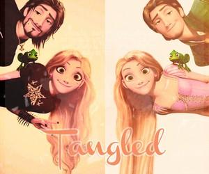 rapunzel, disney, and hipster image