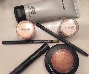 cosmetic, mac, and makeup image