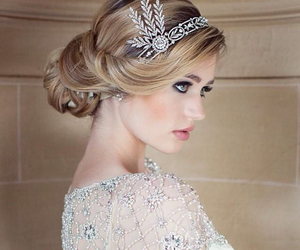 blonde, hair, and hairband image