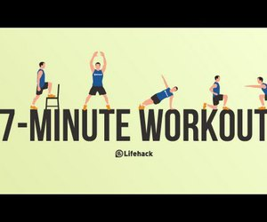 body, fitness, and workout image