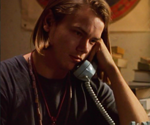 river phoenix, 90s, and i love you to death image