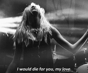 Taylor Momsen, the pretty reckless, and Lyrics image