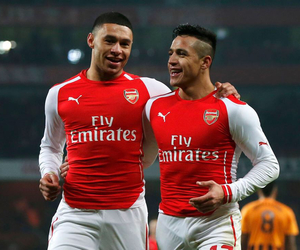 Arsenal, afc, and alexis sanchez image