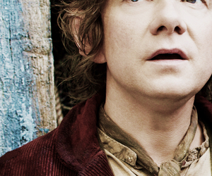 Martin Freeman, the hobbit, and baggins image