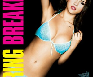faith, selena gomez, and spring breakers image