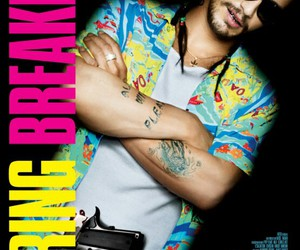 spring breakers, alien, and james franco image