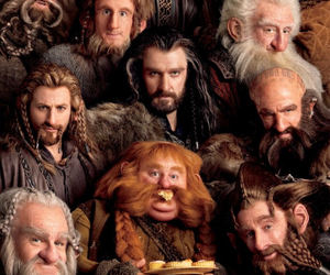 the hobbit, hobbit, and dwarf image