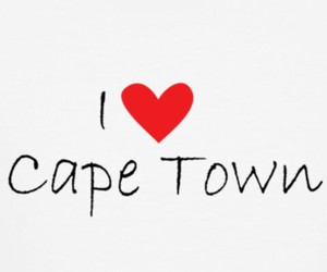 cape town, south africa, and love image