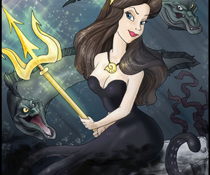 disney and ursula image