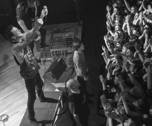 band, austin carlile, and of mice & men image