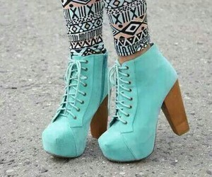 fashion, shoes, and mint image