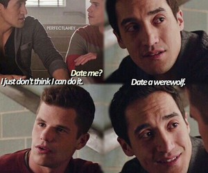 teen wolf, danny, and ethan image