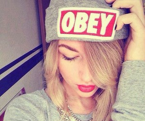 obey and swag image