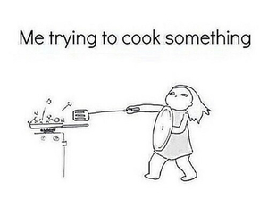 cook, me, and funny image